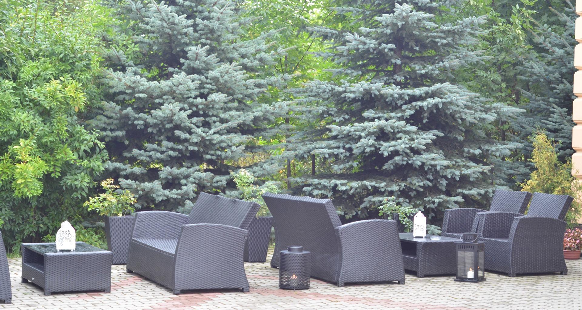 Dom weselny w Lublinie - ogród Artemida