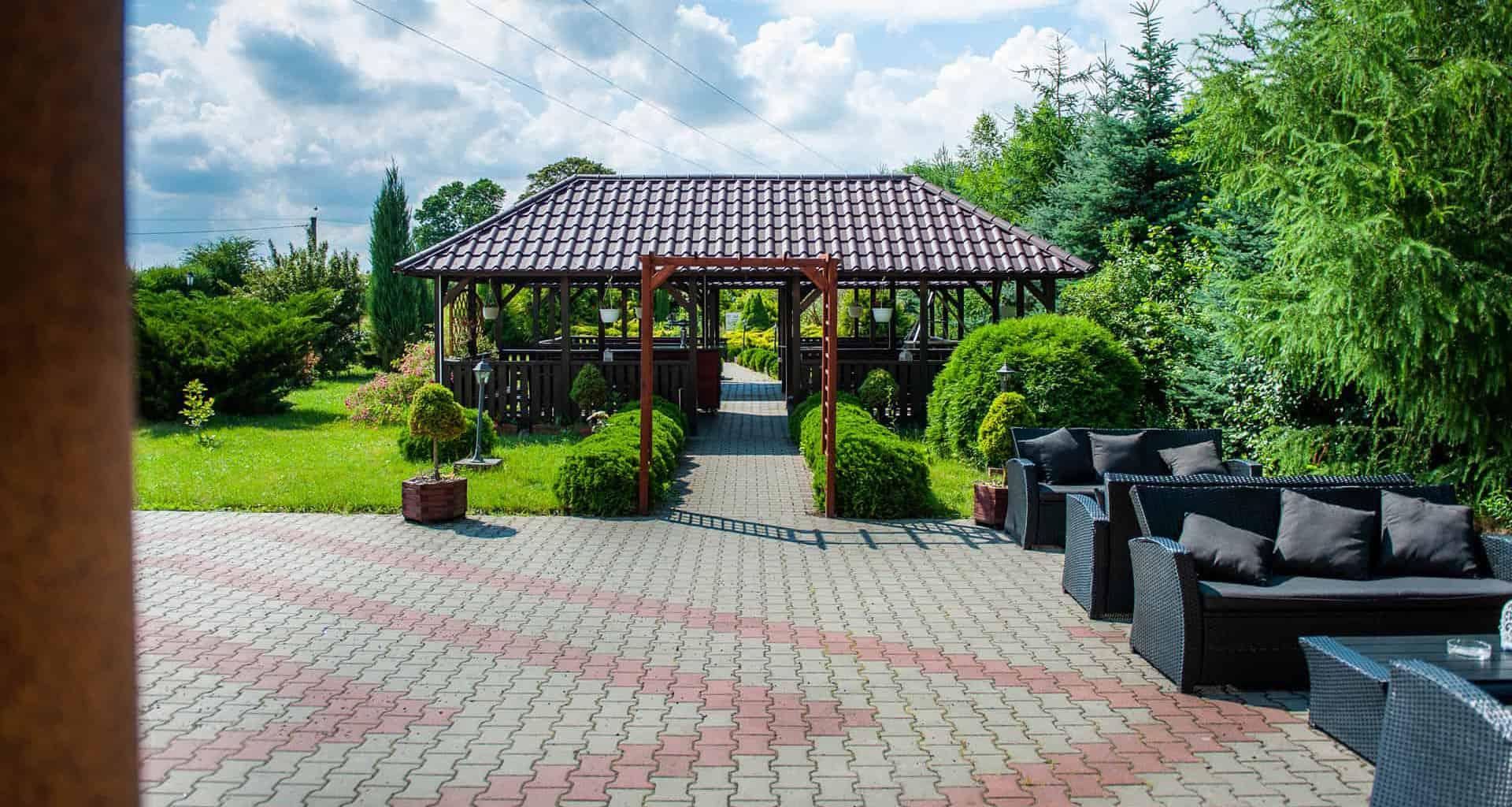 Dom weselny Artemida Ogród